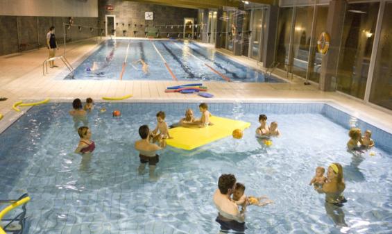Imagen de la web berga resort