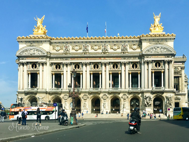 Rumar Opera Garnier 2018_-19